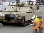 """СПРЕМА СЕ """"УДАР САБЉЕ"""": Америка пребацује хиљаде војника и војну технику у Источну Европу"""
