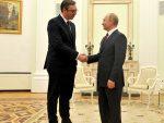 ВУЧИЋ: Никад са Путином нисам дуже причао о Косову