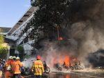 ПОРОДИЧНИ ТЕРОРИЗАМ: Нападе у Индонезији извели отац, мајка и четворо деце