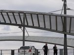 ЗАМКА ЗА СРБЕ: Албанцима важно да што пре отворе главни мост на Ибру у Митровици