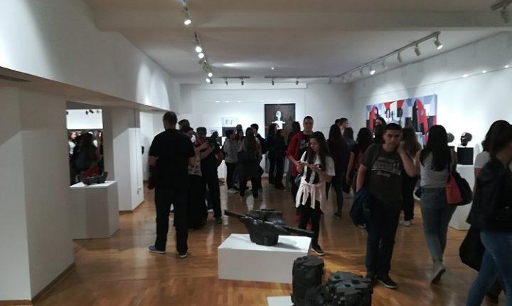 НЕЗАОБИЛАЗНО МЕСТО: Пожешки гимназијалци посетили Андрићград и Андрићев институт