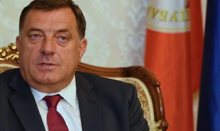 ДОДИК: Синоним за Српску може да буде само западна Србија