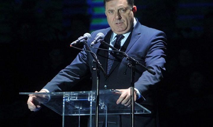 ДОДИК: Сребренички злочин договорена трагедија, с намјером сатанизације Срба