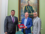 МОСКВА: Бивши премијер Русије посетиће Руску школу у Београду