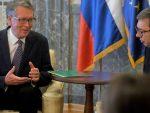 ЧЕПУРИН: Русија ће наставити да подржава Србију