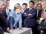 СЛИКА КОЈА ГОВОРИ СВЕ: Захарова о сада већ легендарној фотографији са Г7