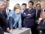 НЕСРЕЋНИ ВИКЕНД: Фотографија са самита Г7 узбуркала интернет