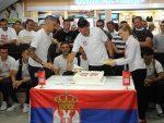 Српски фудбалери испраћени у Русију: Верујте у нас…