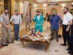 КАДИРОВ ЧЕСТИТАО ПУТИНУ И ЧЕРЧЕСОВУ: Овако се навија за Русију у Чеченији