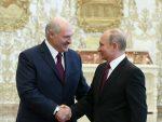 САСТАНАК СА ЛУКАШЕНКОМ: Путин у Минску