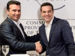 Ево шта су потисали Ципрас и Заев: Објављен текст споразума
