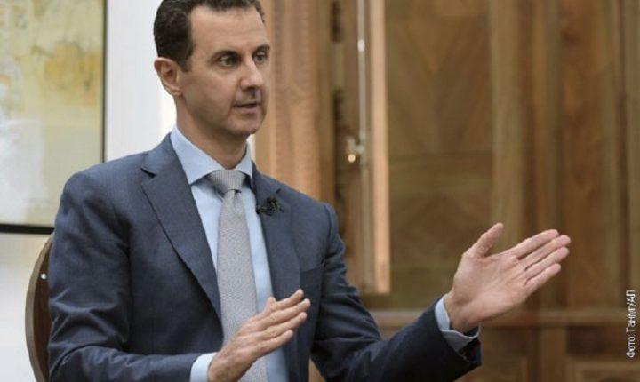 Асад: Америка неће никога заштитити