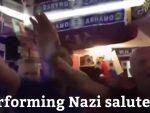 НА ПОПРИШТУ СТАЉИНГРАДСКЕ БИТКЕ: Енглески навијачи салутирали Хитлеру у сред Русије