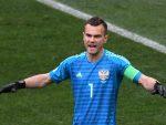 ЧОВЕК КОГА СЛАВИ ЦЕЛА РУСИЈА: Акинфејев најбољи играч утакмице