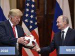 ПРОВЕРА УСПЕЛА: Американци на лопти коју је Путин поклонио Трампу открили чип
