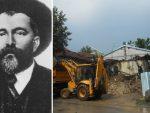 БРИГА О КУЛТУРНОЈ БАШТИНИ: Срушена кућа Ђуре Јакшића