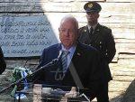 ПРЕДСЈЕДНИК ИЗРАЕЛА РУВЕН РИВЛИН: Јасеновац је Аушвиц Балкана!
