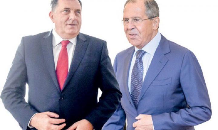 НОВОСТИ: Русија вољна да се отвори статус Српске