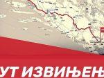 СИМБОЛИЧНО ИЗВИЊЕЊЕ: Крајишници, праштајте! Ова мапа је доказ да у Црној Гори и даље постоји чојство