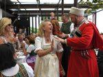 А ОД ПУТИНА: Козаци и плес са младом (видео)