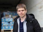 ЗАТО ШТО ПОМАЖЕ СРБИМА: Арно Гујон заустављен на Јарињу