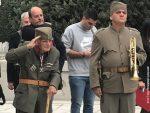 СРПСКИМ ЈУНАЦИМА У ЧАСТ: Одржан комеморативни скуп на Зејтинлику