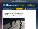 ФИГАРО: Солидарност са Србима на Косову није злочин