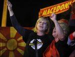 ПОРАЗ ЕУ И НАТО: Пропао референдум у Македонији, противници изјашњавања славе на улицама, Заев прогласио победу демократије