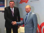 ДОДИК ЗА МОСКОВСКЕ МЕДИЈЕ: Заложићу се у Председништву да признамо Крим као саставни део Русије