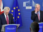 БАРНИЈЕ: Велика Британија напушта јединствено тржиште и царину са ЕУ