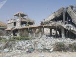 ЗЛОЧИН: Американци белим фосфором засули град у Сирији