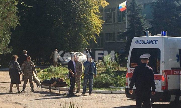 РТ: Терористички напад на Криму
