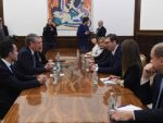 ВУЧИЋ – ЧЕПУРИН: Договорени сљедећи кораци у припреми посјете Путина Србији