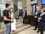 НАРОДНИ МУЗЕЈ ОБОРИО РЕКОРД: Студент из Новог Сада стохиљадити посетилац