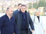 ДОДИК: Кључни пројекат довођење бањске воде цјевоводом до Андрићграда и шире