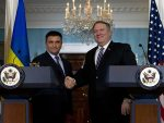 ПОМПЕО И КЛИМКИН: Америка и Украјина заједно против ,,Северног тока 2″