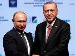 "Путин и Ердоган отворили ""Турски ток"""