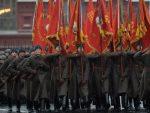 МОСКВА: Војна парада на Црвеном тргу у част параде из 1941. године