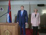 ДОДИКУ МАНДАТ СРПСКОГ НАРОДА: Свечани пријем у И. Сарајеву; Важан дан који симболизује нови почетак за Српску