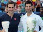 У полуфиналу Мастерса у Паризу: 47. пут Ђоковић-Федерер