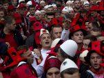 АЛБАНСКИ ПОЗИВ СУНАРОДНИЦИМА У ЦРНОЈ ГОРИ: Истакните заставе Албаније!