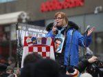 ПРОТЕСТИ СЕ ШИРЕ ЕВРОПОМ: Покрет жутих прслука формиран и у Хрватској
