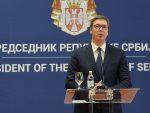 ВУЧИЋ: Ноторна лаж да је Србија упутила полицију у Бањалуку