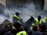 """НА ПОМОЛУ """"ФРЕГЗИТ"""": Међу захтевима демонстраната у Паризу излазак из ЕУ и НАТО"""