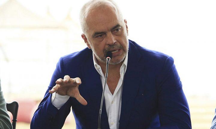 Рама о уједињењу Албаније и Косова: Да ли схватате или не? С ким ја овде говорим! С ким!