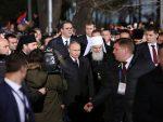 РУСКИ НОВИНАРИ: Срби нису хтели да пусте Путина из Београда