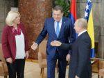 Додик: Наставити успјешну сарадњу Републике Српске и Русије