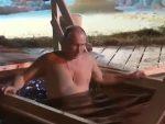 НА БОГОЈАВЉЕЊЕ: Путин ће се окупати у леденој води (ВИДЕО)