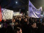 ПРОТЕСТ У БЕОГРАДУ: Косово је Србија
