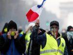 """ФРАНЦУСКА: Нови протести """"жутих прслука"""""""